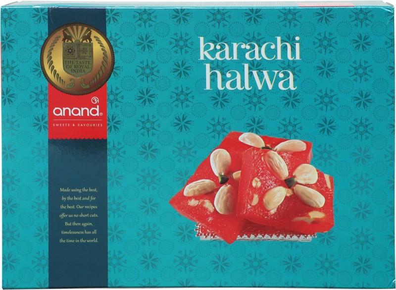 Anand Sweets Karachi Halwa(450 g, Box)