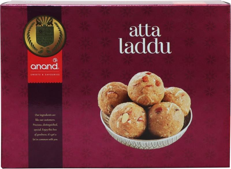 Anand Sweets Atta Laddu(450 g, Box)