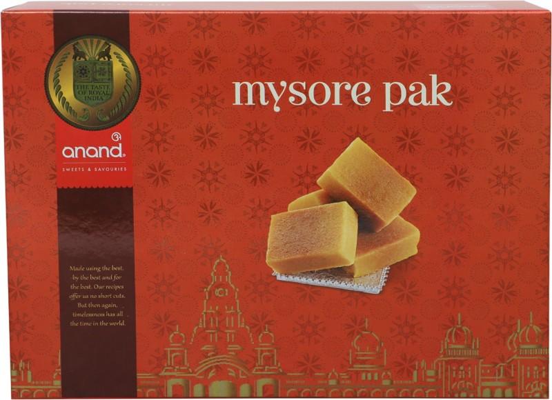 Anand Sweets Mysore Pak(450 g, Box)