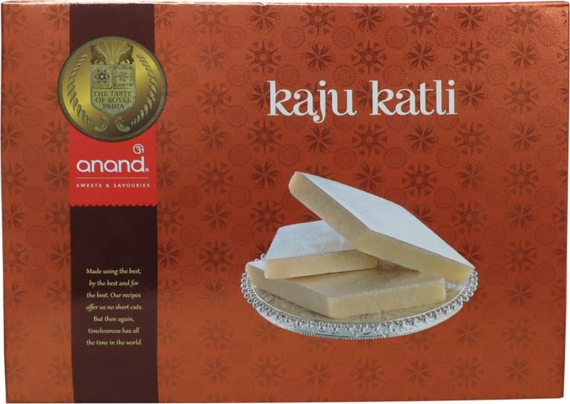 Anand Sweets Kaju Katli(450 g, Box)