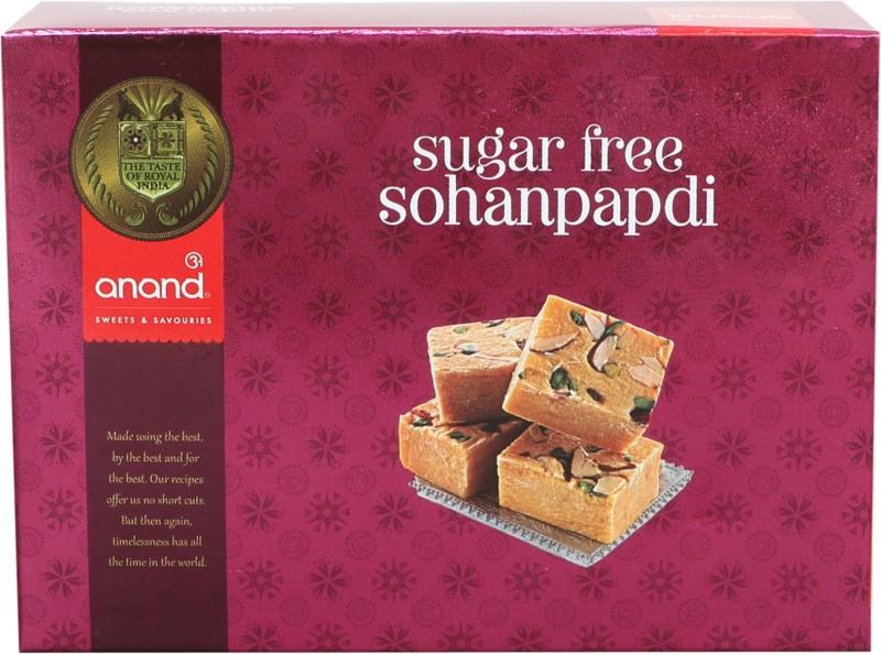 Anand Sweets Sugar Free Sohanpapdi(200 g, Box)