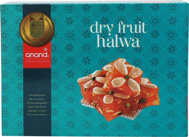 Anand Sweets Dry Fruit Halwa(450 g, Box)