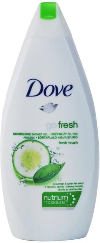 Dove Go Fresh nutrium Moisture With Cucumber & Green Tea Scent Fresh Touch Body Wash (500 ml)(500 ml)