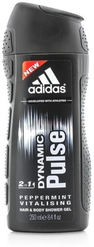 ADIDAS Dynamic Pulse Hair & Body 2-in-1 (250 ml)(250 ml)
