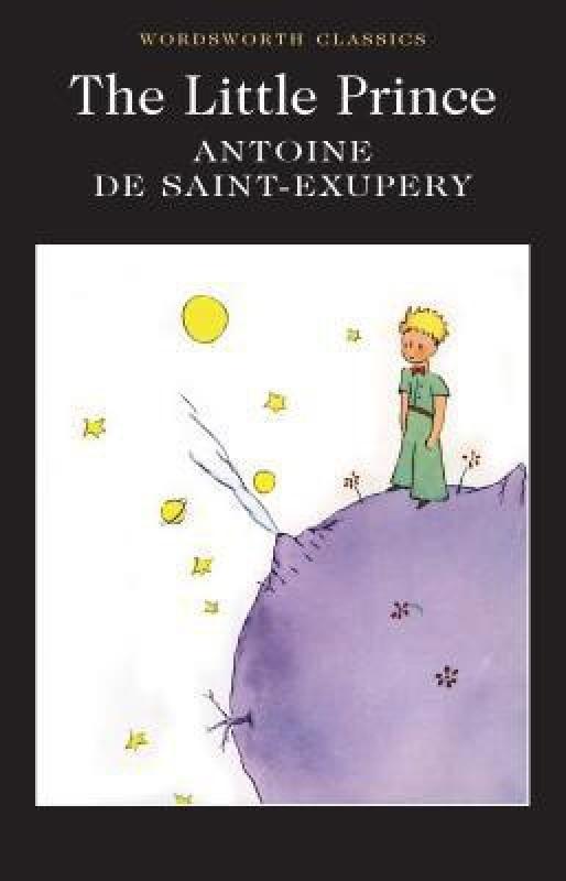 The Little Prince(English, Paperback, de Saint-Exupery Antoine)