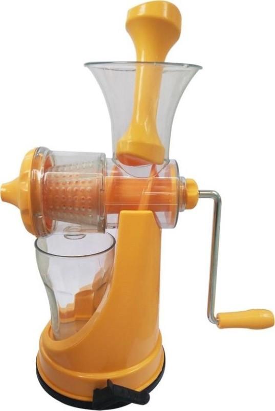 Zagmagat Juice Pro Plastic Hand Juicer(Green, Orange Pack of 1)