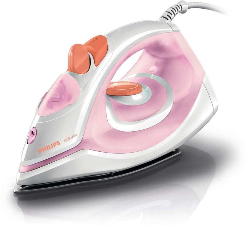 Philips GC1920 Garment Steamer(Pink)