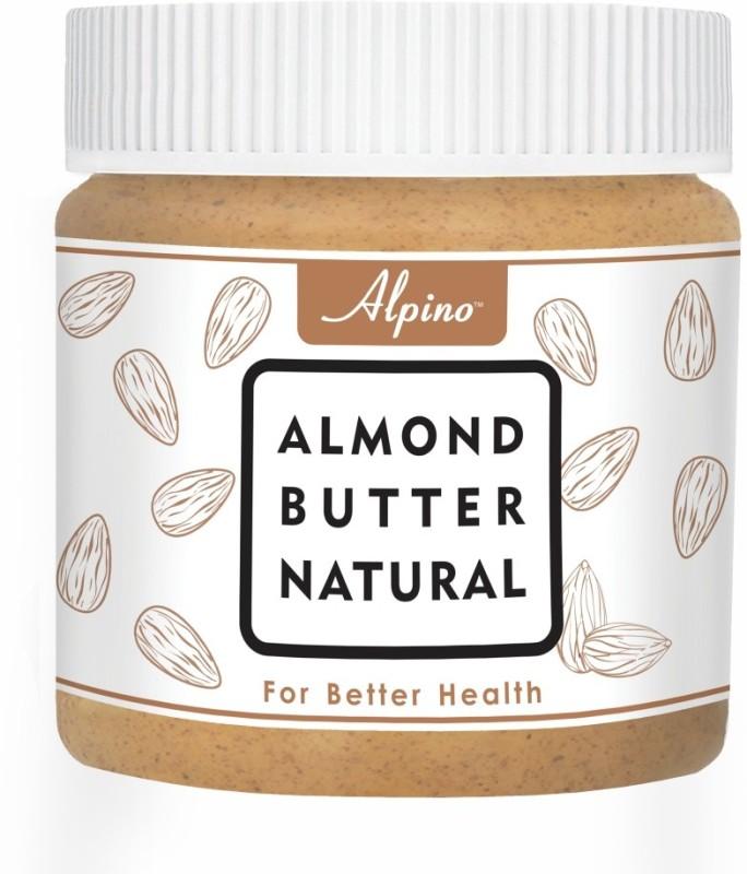 Alpino Natural Almond Butter (Unsweetened) 250 g