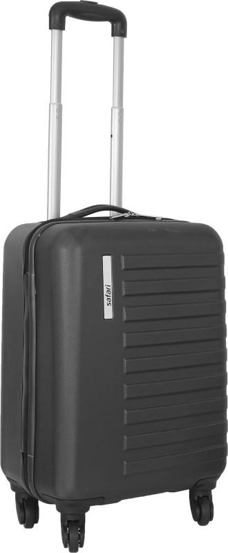 Safari Impulse Cabin Luggage - 22 inch(Grey)