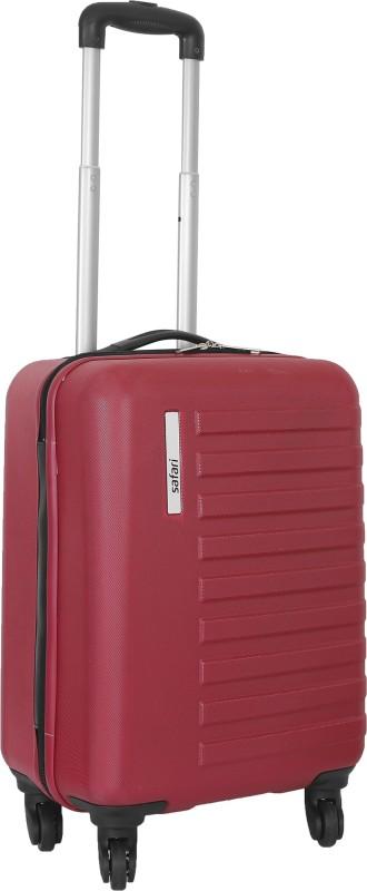 Safari Impulse Cabin Luggage - 22 inch(Red)