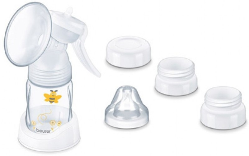 Beurer BY 15 MANUAL BREAST PUMP - Manual(White)