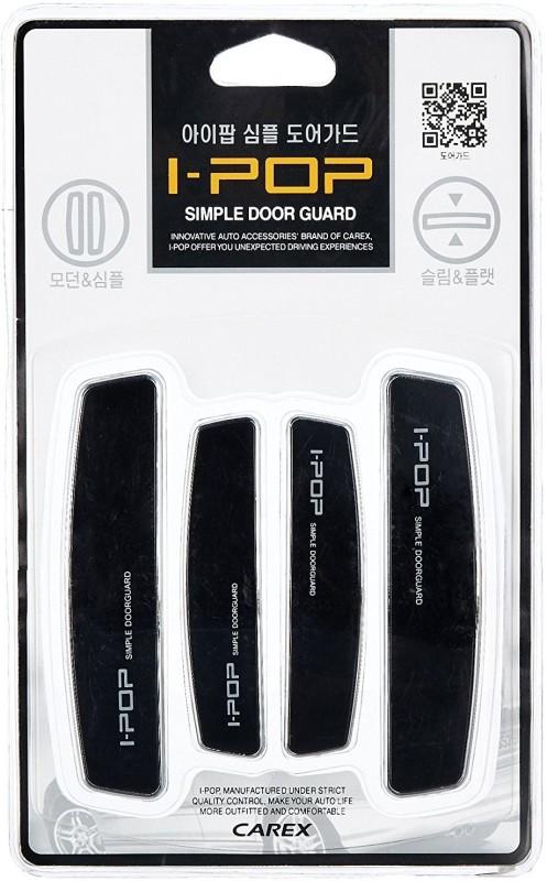 I Pop Plastic Car Door Guard(Black, Pack of 1, Maruti, 800, Zen, Alto)