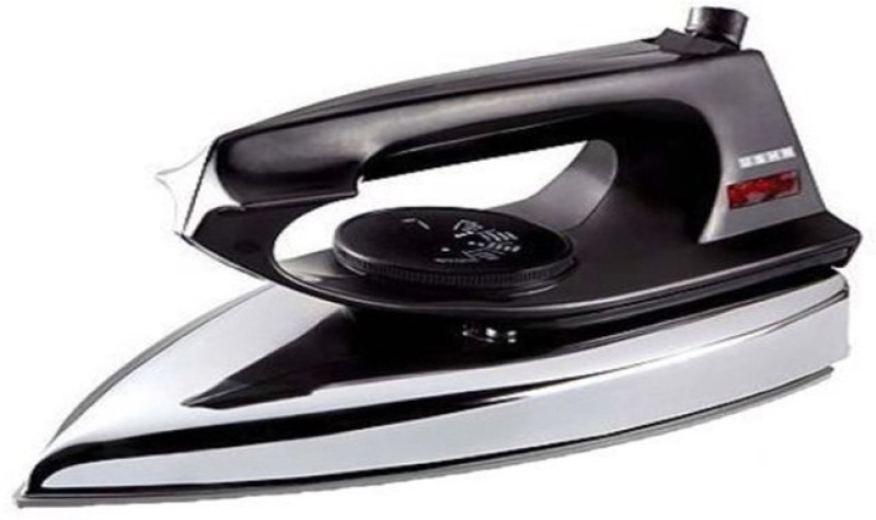 Blue Sapphire Ecco With Led Bulb Dry Iron(Black)