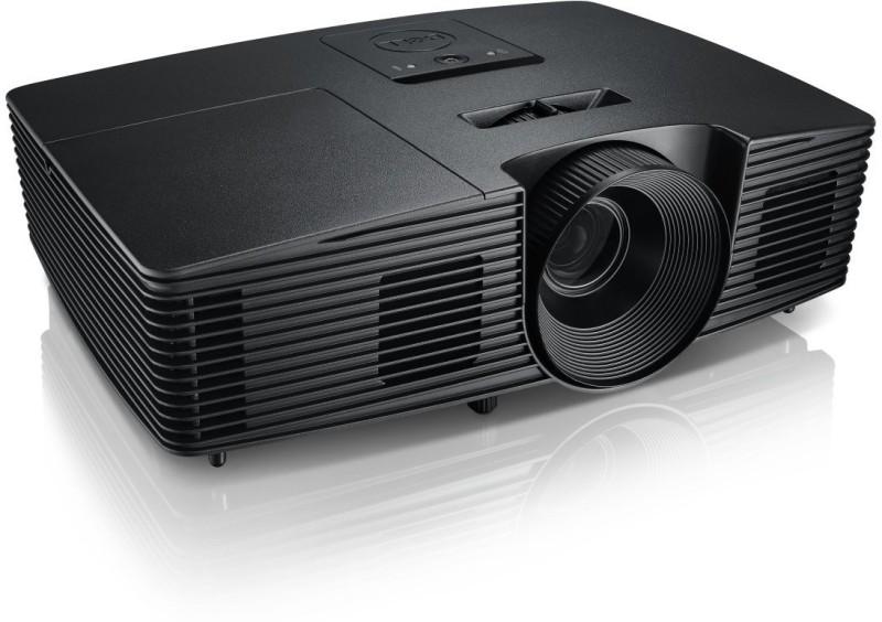 Dell 1220 DLP Projector Portable Projector(Black)