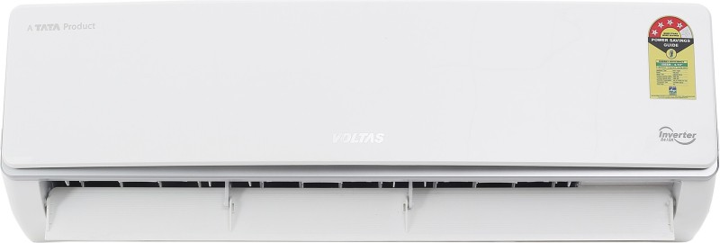 Voltas 1.5 Ton 4 Star BEE Rating 2018 Inverter AC - White(184VSZS, Copper Condenser)