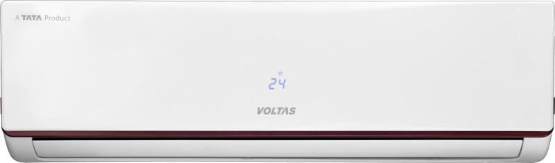 Voltas 1.5 Ton 3 Star BEE Rating 2018 Inverter AC - White(183VJZJ, Copper Condenser)