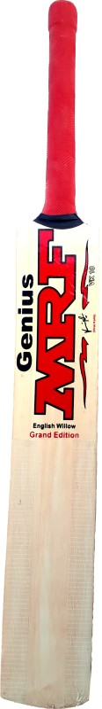 MRF MRF-200 Poplar Willow Cricket Bat(6, 1.2 kg)