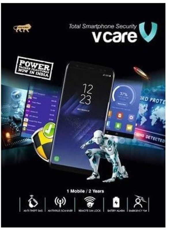 Vcare Smartphone Security for Android