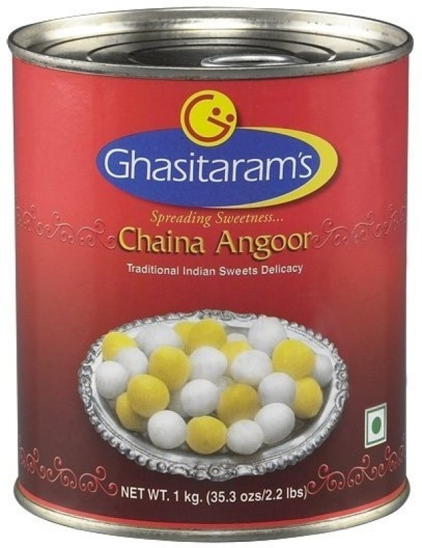 Ghasitarams Chaina Angoor(1 kg, Can)
