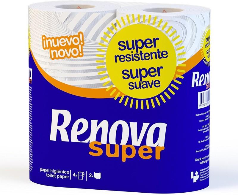 Renova Renova-79 Toilet Paper Roll(2 Ply, 40 Sheets)