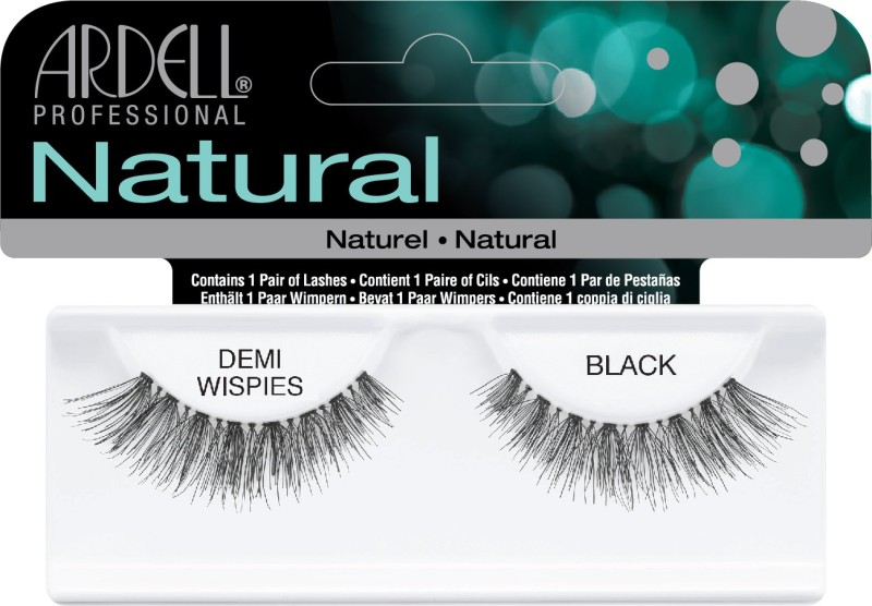 Ardell Naturals 120 Demi Black (65092)- 62010(Pack of 1)