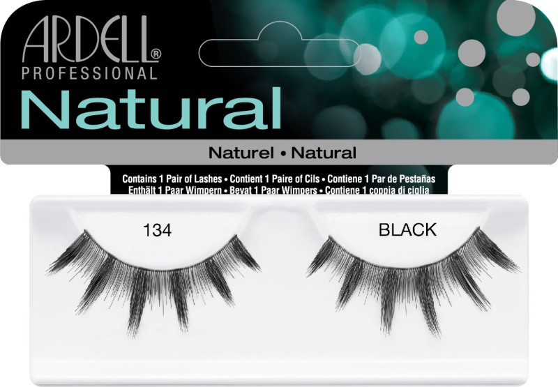 Ardell Naturals 134 Black - 65009(Pack of 1)