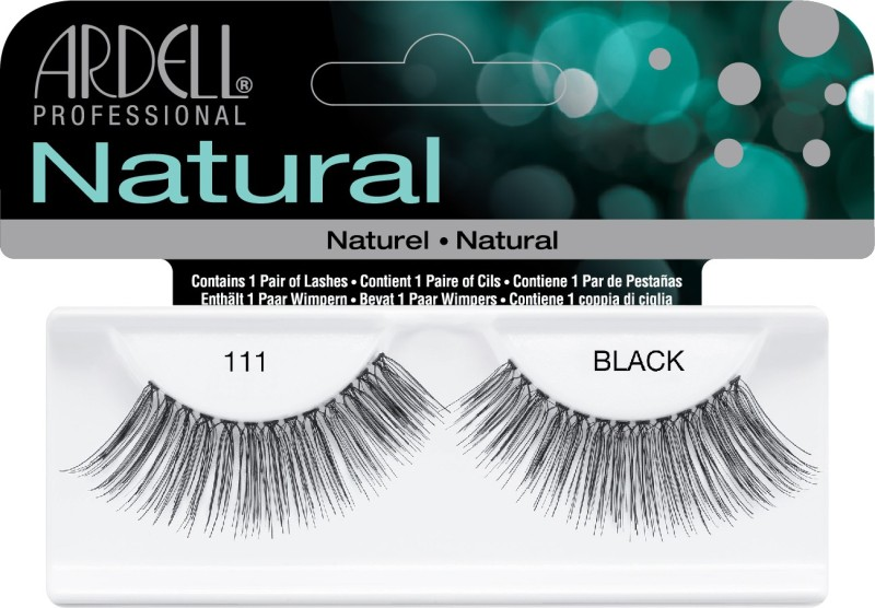 Ardell Naturals 111 Black (65089) - 61110(Pack of 1)