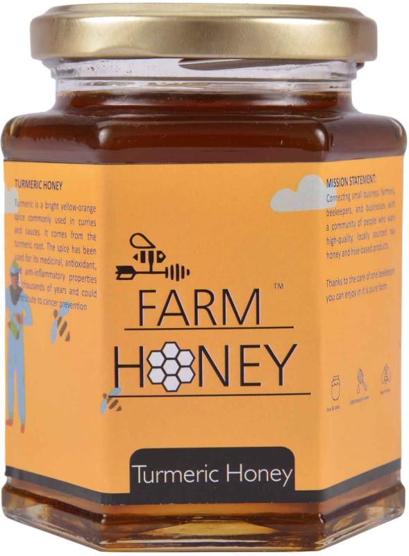 FarmHoney Turmeric Honey(250 g)