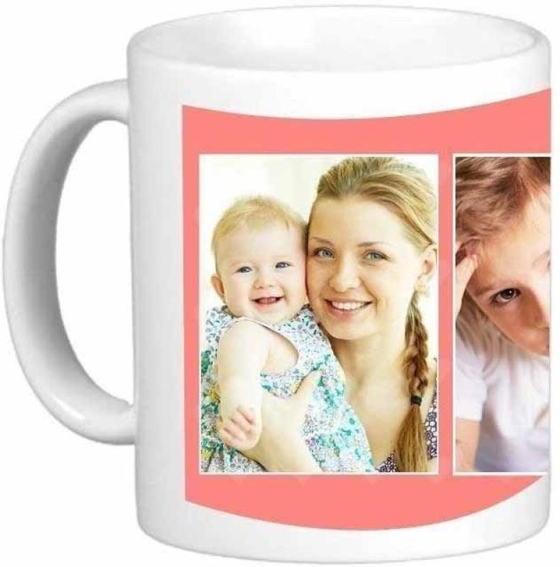 Fantaboy Personalised Photo for Birthday Anniversary Coffee Tea Cup Ceramic Mug(330 ml)