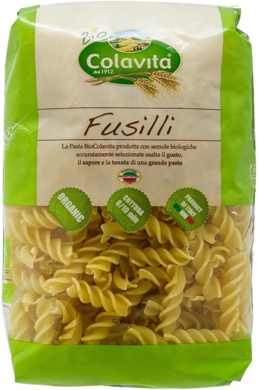 Colavita ORGANIC Fusilli Pasta(500 g)