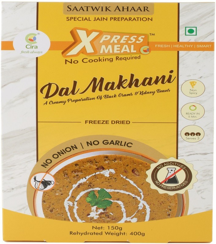 Cira Ready to eat Jai Dal Makhani -xpress meal 150 g