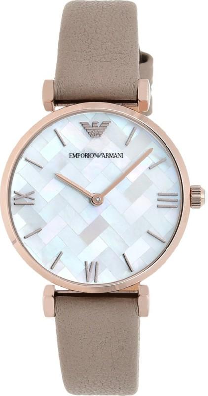 Emporio Armani AR11111 GIANNI T-B Watch - For Women
