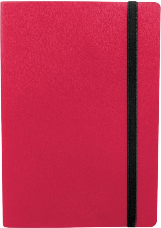 Abstract Collection A5 Notebook(A5 Special Foam Notebook, Red)