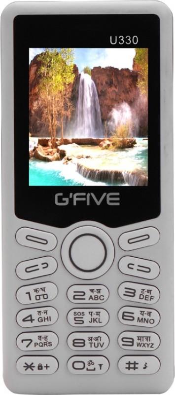 Gfive U330(White)