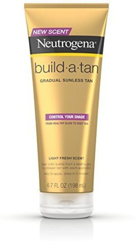Neutrogena Build-A-Tan Gradual Sunless Tanning Lotion(198.149999999999 ml)