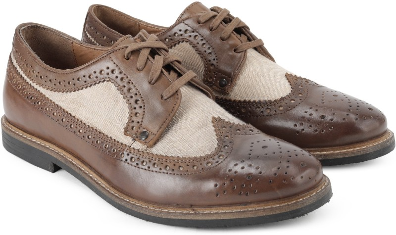 Levis NY Runner Corporate Casual For Men(Brown)