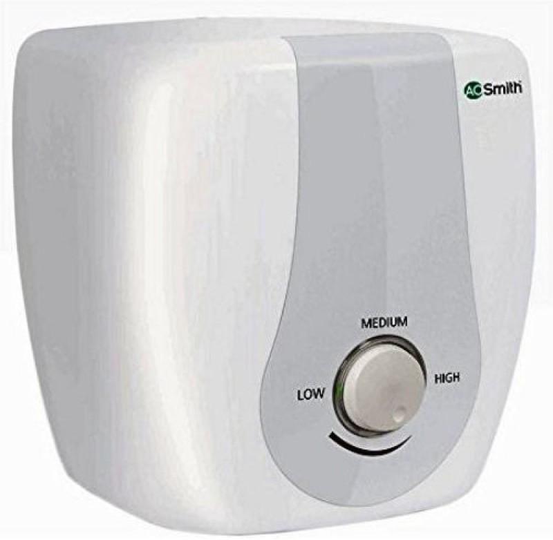 AO Smith 10 L Storage Water Geyser(White, SAS 10)
