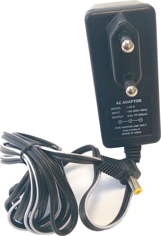 Casio LAD-5 Worldwide Adaptor(Black)