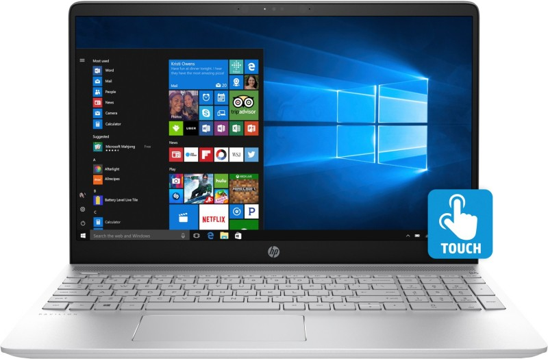 HP Pavilion Core i5 8th Gen - (8 GB/2 TB HDD/Windows 10 Home/2 GB Graphics) 15-ck069TX Laptop(15.6 inch, Mineral SIlver, 1.86 kg, With MS Office)