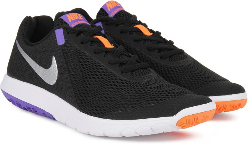 Nike FLEX EXPERIENCE RN 6 Running Shoes For Men(Black)