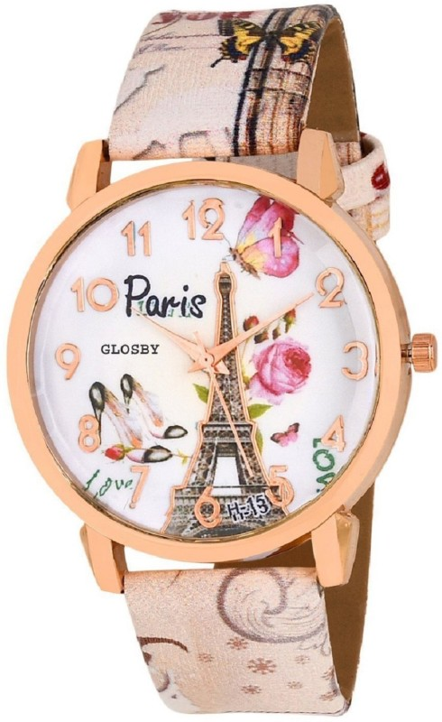 Paris Limited Edition New Generation Latest Model YFDGJHBNN 2438 For Women,Girls & Ladies Watch - For Girls