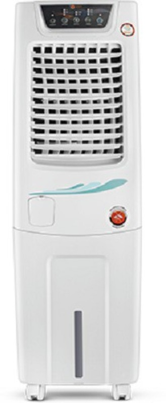 ORIENT ELECTRIC Super Cool Tower Air Cooler(White, 30 Litres)