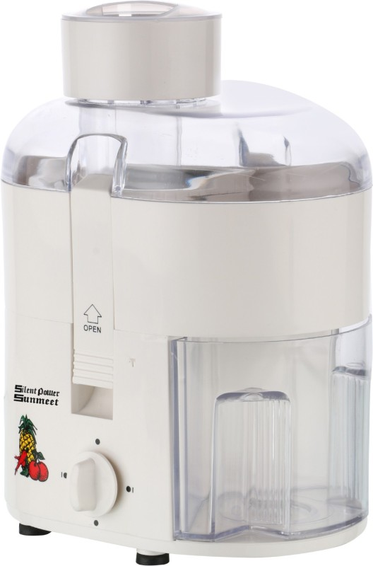 SilentPowerSunmeet JMG2 MA 350 Juicer(White, 1 Jar)