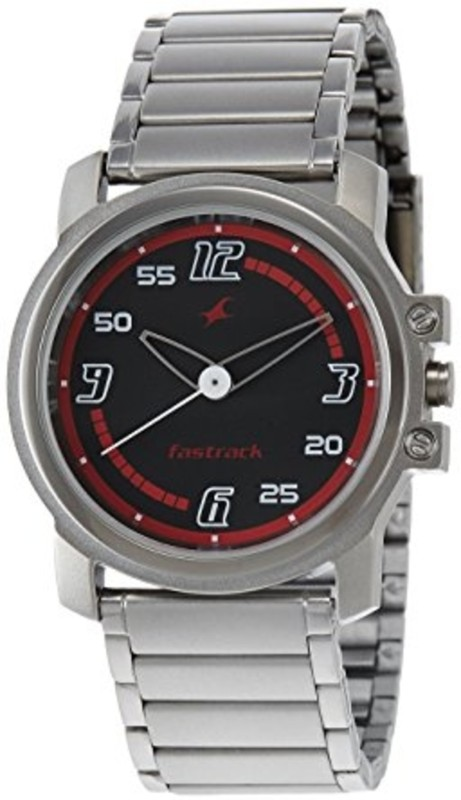 Fastrack 3039SM08 Bassic Watch For Men