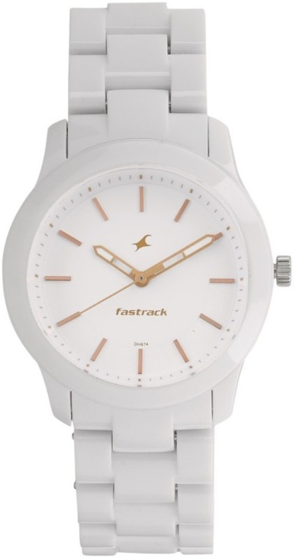 Fastrack white Watch For Women