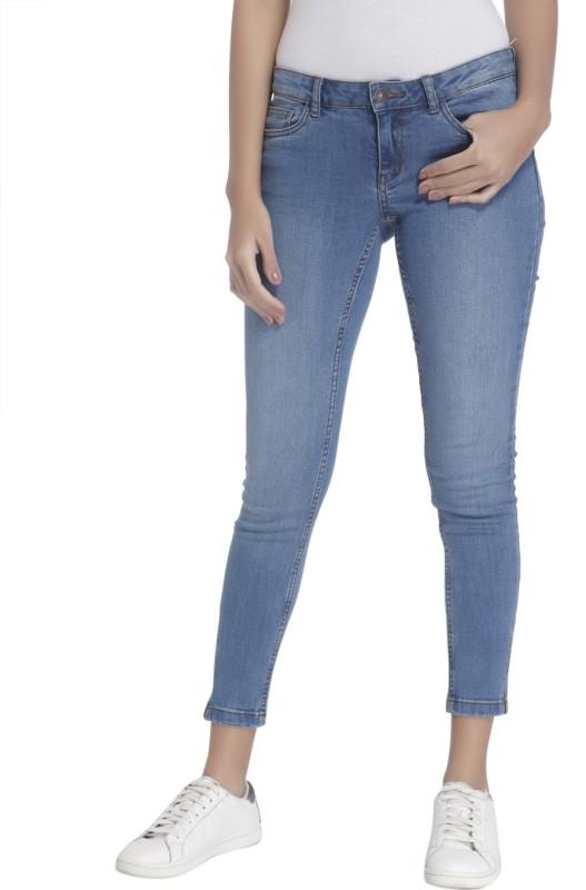Vero Moda Slim Women Light Blue Jeans