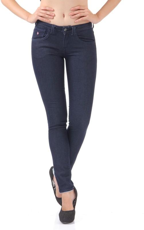 U.S. Polo Assn Slim Women Blue Jeans