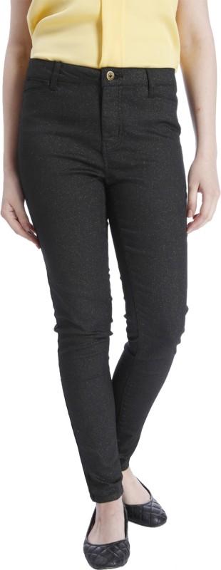 Vero Moda Slim Women Black Jeans