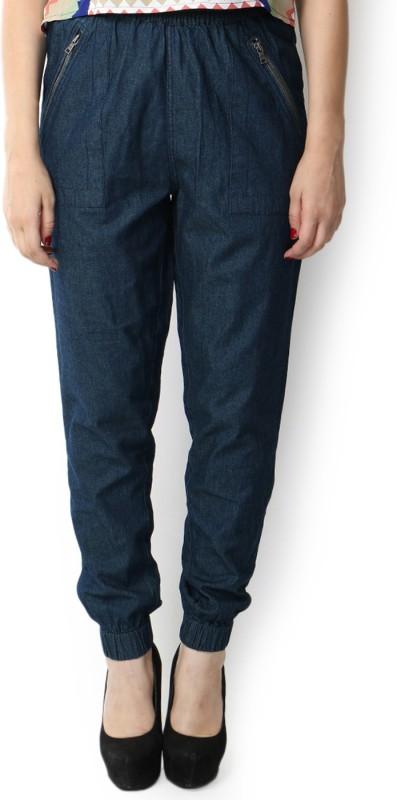 Keuzi Regular Women Dark Blue Jeans