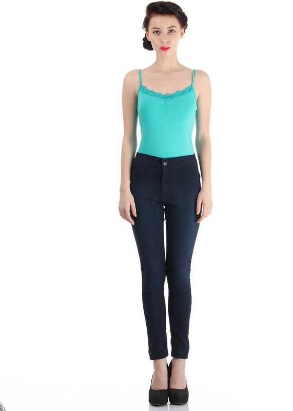 Pepe Jeans Regular Women Dark Blue Jeans